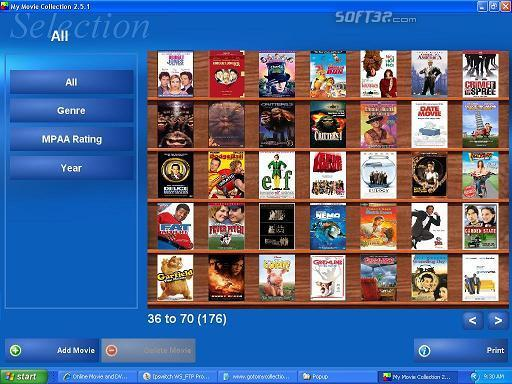 My Movie Collection Screenshot 3