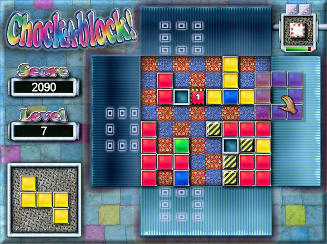 Chock-A-Block Screenshot