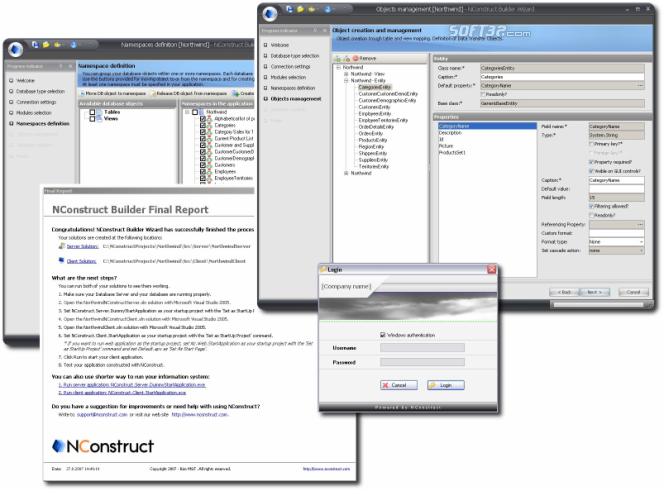 NConstruct Screenshot 2