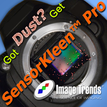 SensorKleen Pro Screenshot