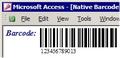 MS Access Barcode Integration Kit 1
