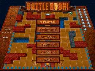 Battle Rush (Eng) Screenshot 1
