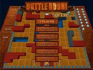 Battle Rush (Eng) Screenshot 2