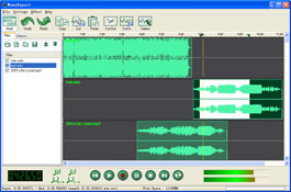 Wave Expert Audio Editor Screenshot