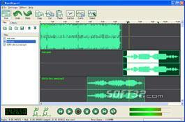 Wave Expert Audio Editor Screenshot 2