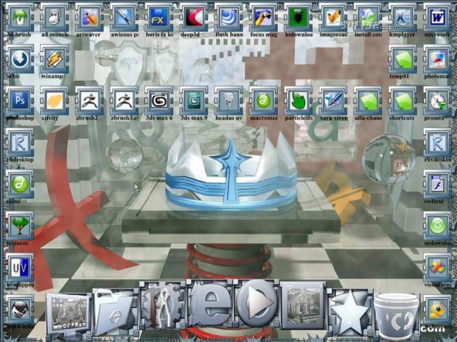 RbVdesktop Screenshot
