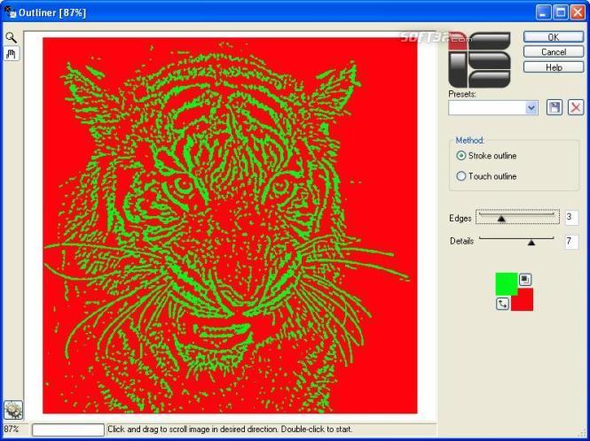 Outliner Screenshot 3