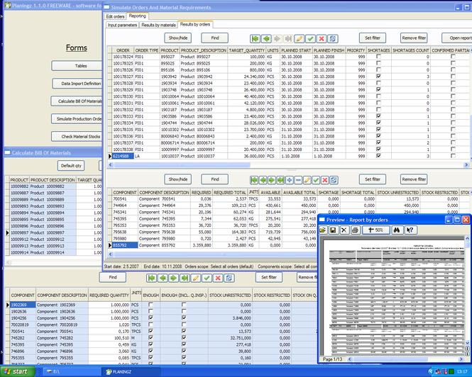 Planingz Screenshot
