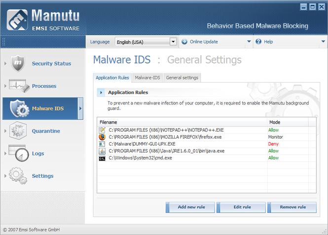 Mamutu Screenshot