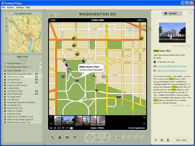Schmap North America for Mac Screenshot 3
