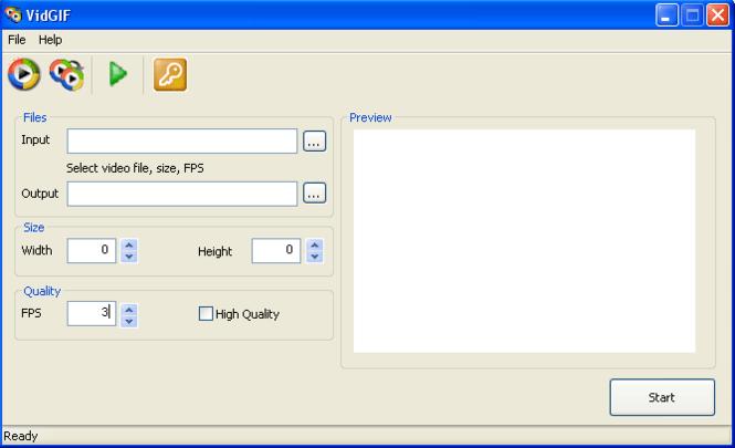 VidGIF Screenshot