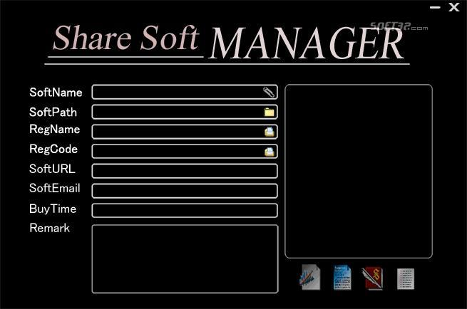SoftCodeManagement Screenshot 1