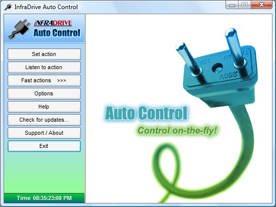Auto Control Screenshot