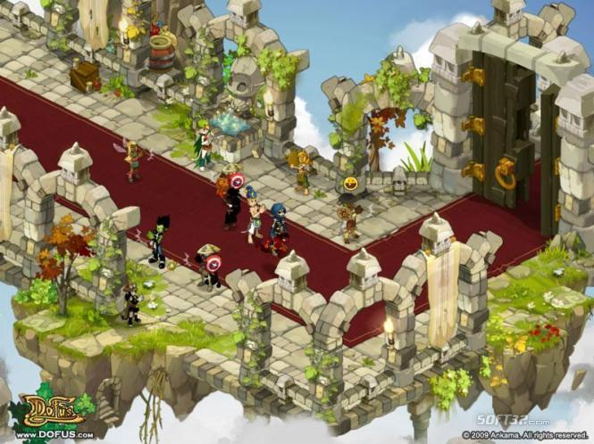 DOFUS Screenshot 2