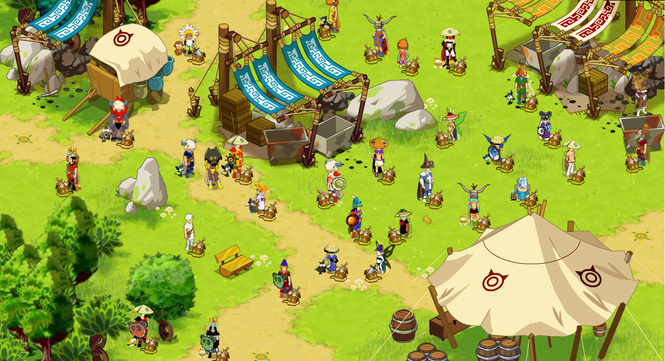 DOFUS Screenshot 1
