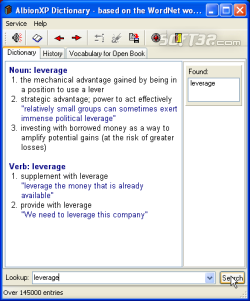AlbionXP Screenshot 1