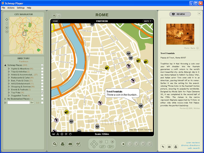 Schmap Italy Screenshot