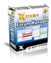 Xtreme Forum Manager 1