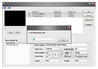 A123 AVI MPEG WMV MP4 to FLV Converter Screenshot 2