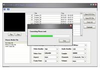 A123 DVD to MPEG Ripper Screenshot 1