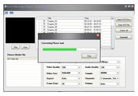 A123 DVD to MP4 Ripper Screenshot