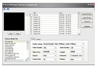 A123 DVD Ripper Platinum Screenshot