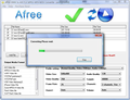 Afree WMV to AVI FLV MPEG MP4 Converter 1