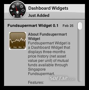 Apple Latest Widgets Screenshot 1