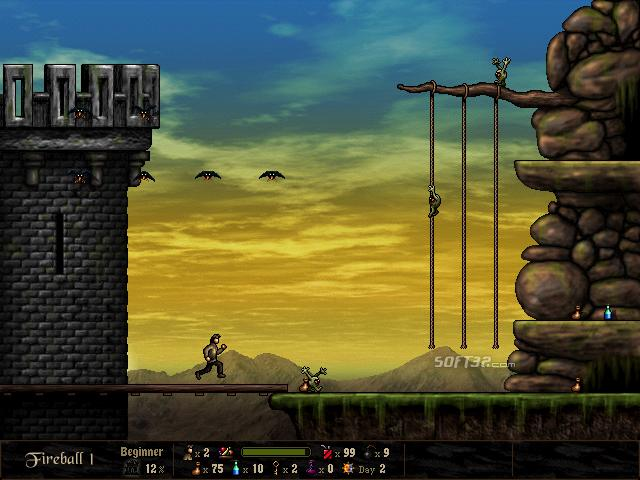 Return to Dark Castle Screenshot