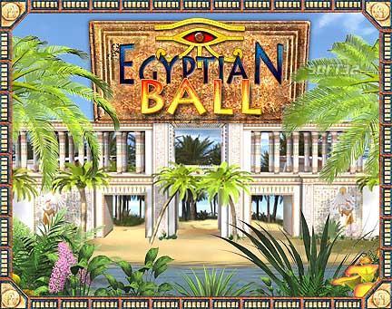 Egyptian Ball Screenshot 2