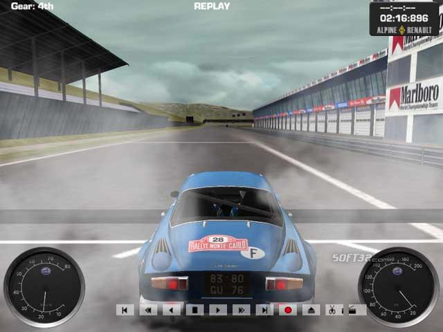 Racer Screenshot 1
