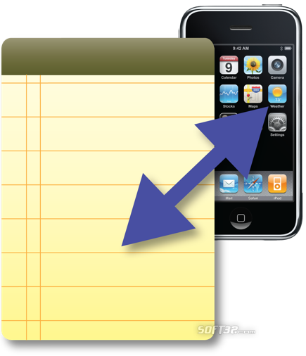iPhoneNotes Screenshot