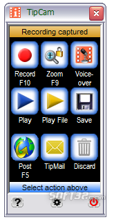 TipCam Screenshot 2
