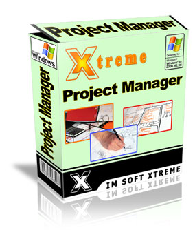 Xtreme Project Manager Screenshot 1