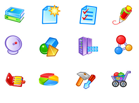Free Business Icons Screenshot 1