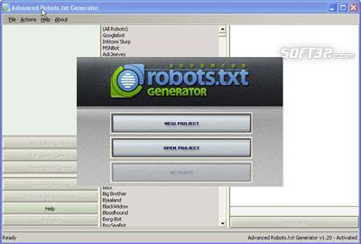 Advanced Robots.txt Generator Professional Screenshot 3