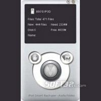 Aniosoft iPod Music Smart Backup Screenshot