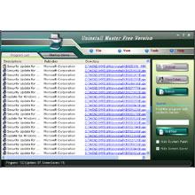 Uninstall Master Free Version Screenshot 1