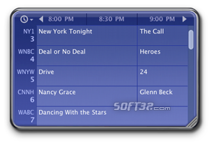 TV Tracker Screenshot