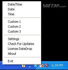 DateDrop Screenshot 2