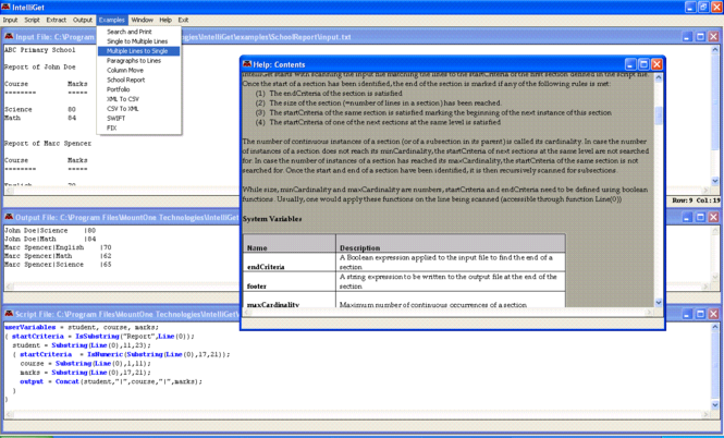 IntelliGet Screenshot