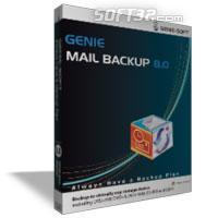 Genie Mail Backup Screenshot 3