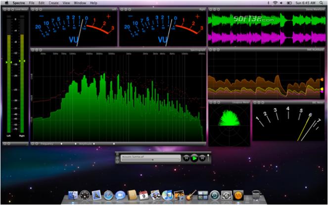 Spectre Screenshot 1