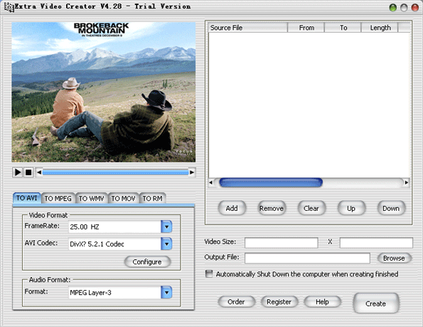 Extra Video Creator Screenshot 3