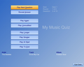 My Music Quiz 1