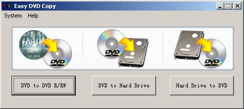 Easy DVD Copy Screenshot