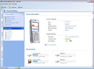 OxyCube Screenshot 1