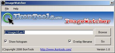 ImageWatcher Screenshot 1