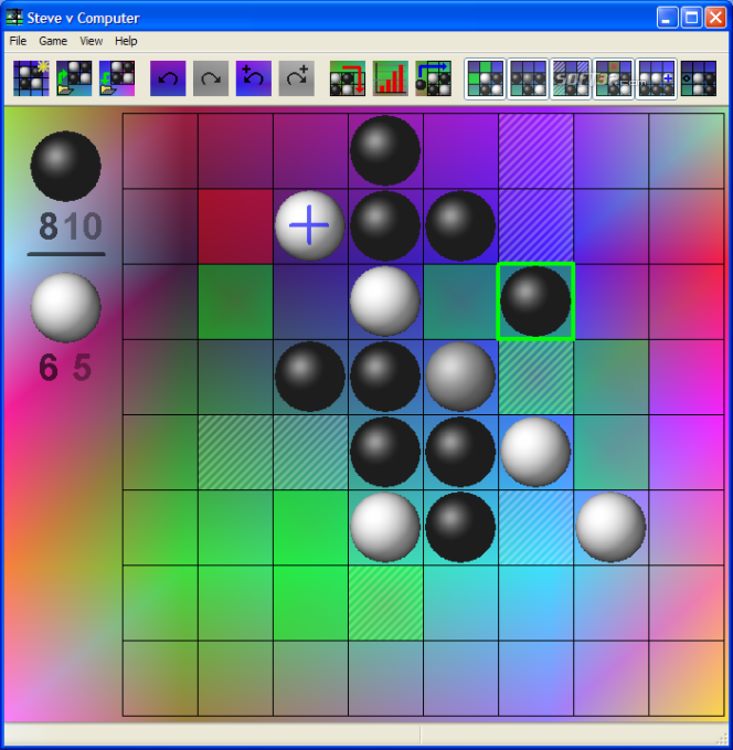 Candlelight Reversi Screenshot 2