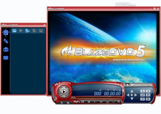 Blaze DVD standard Screenshot 2